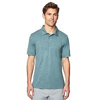 Men's CoolKeep Heathered Mesh Performance Polo