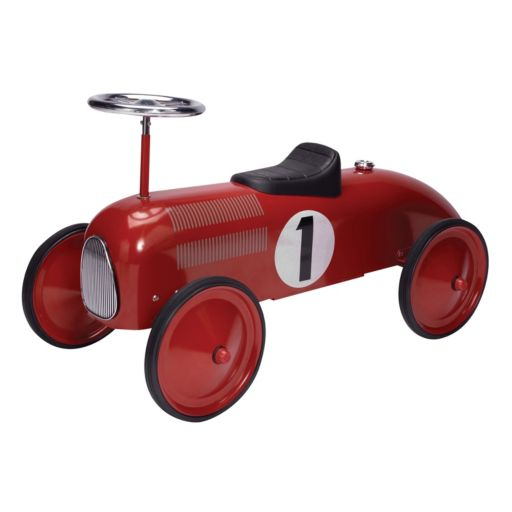 Schylling Speedster Ride-On Race Car
