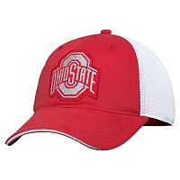 Women's Ohio State Buckeyes Rock Star Slouch Adjustable Cap