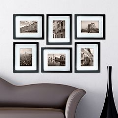 Kiera Grace Gallery 5' x 7' Frame 6-piece Set
