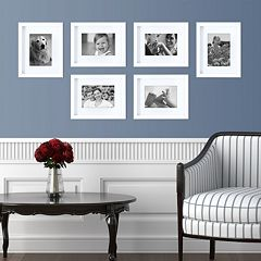 Kiera Grace Gallery 5' x 7' Frame 6 pc Set
