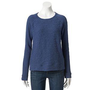 Women's SONOMA Goods for Life™ French Terry Crewneck Sweatshirt