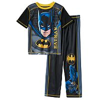 Boys 4-20 DC Comics Batman 2-Piece Pajama Set