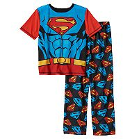 Boys 4-12 DC Comics Superman 2-Piece Pajama Set
