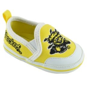 Baby Wichita State Shockers Crib Shoes