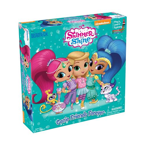Shimmer & Shine Genie Friends Forever Game by Briarpatch