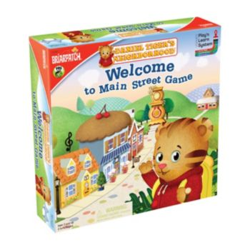 Daniel Tiger's Neighborhood Welcome to Main Street Game by Briarpatch