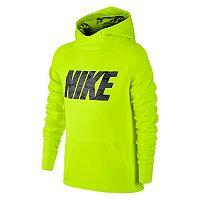 Boys 8-20 Nike Therma Swoosh Hoodie