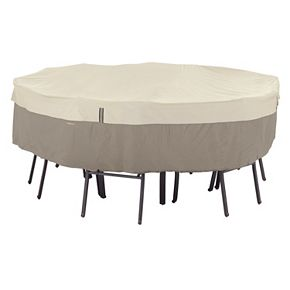 Belltown Small Round Patio Table & Chairs Cover