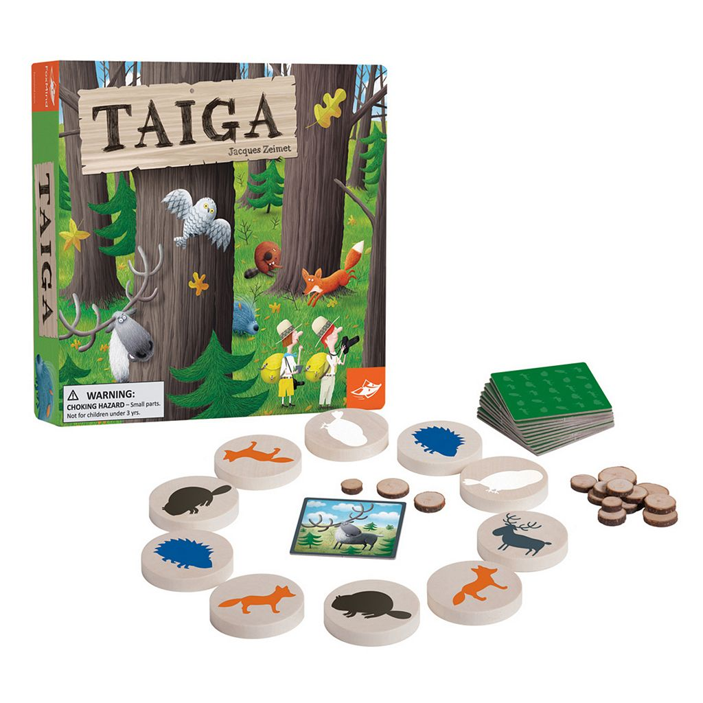 Taiga by FoxMind Games