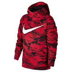 Boys 8-20 Nike Therma Marbled Hoodie