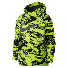 Boys 8-20 Nike Therma Marbled Hoodie