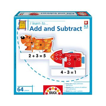 I Learn To... Add and Subtract by Educa