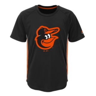 Boys 8-20 Majestic Baltimore Orioles Champ Tee