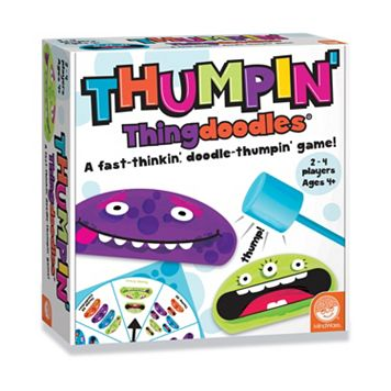 Thumpin' Thingdoodles Game by MindWave