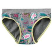 Girls 6-16 Maidenform Cool Girl Seamless Hipster Panties