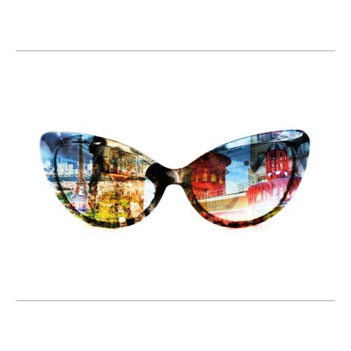 Sunny In Paris Canvas Wall Art
