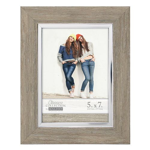 Malden Distressed Contemporary Frame