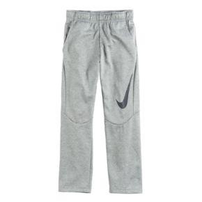 Boys 8-20 Nike Therma Big Logo Pants