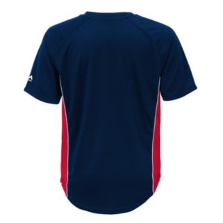 Boys 8-20 Majestic Cleveland Indians Champ Tee