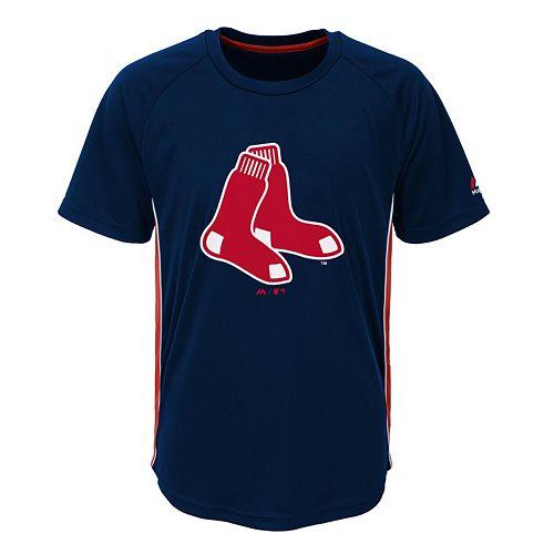 Boys 8-20 Majestic Boston Red Sox Champ Tee
