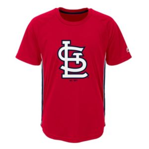 Boys 8-20 Majestic St. Louis Cardinals Champ Tee