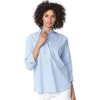 Women's Chaps Poplin Shirt