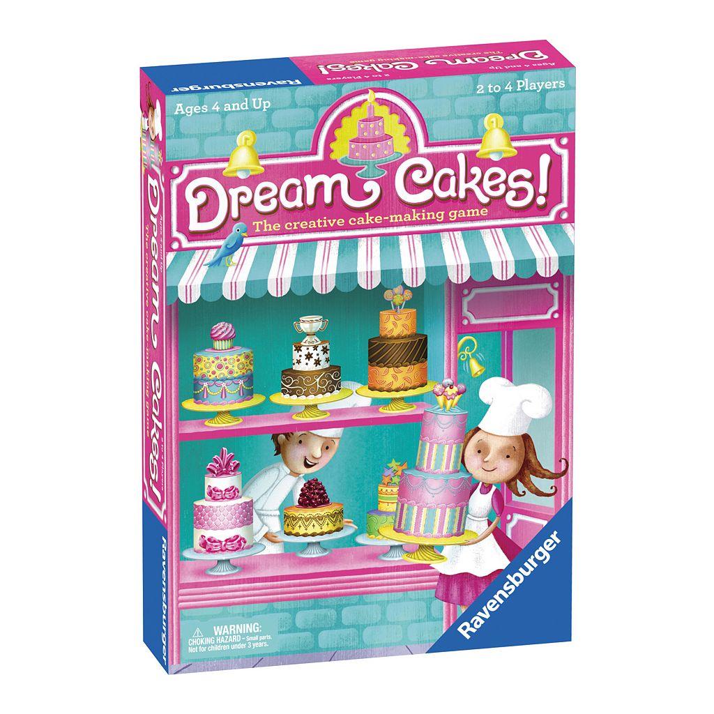 Ravensburger Dream Cakes Game