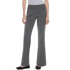Women's ELLE™ Wide-Leg Trouser Pants