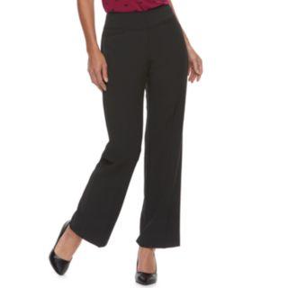Women's ELLE? Wide-Leg Trouser Pants