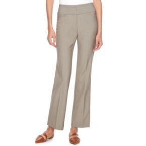 Women's ELLE™ Wide-Leg Trouser Pants