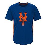 Boys 8-20 Majestic New York Mets Champ Tee