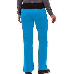 Petite Jockey Scrubs Modern Yoga Pants