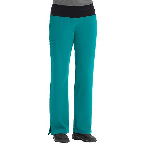 01aa7b8509 Women's Jockey Scrubs Modern Yoga Pants