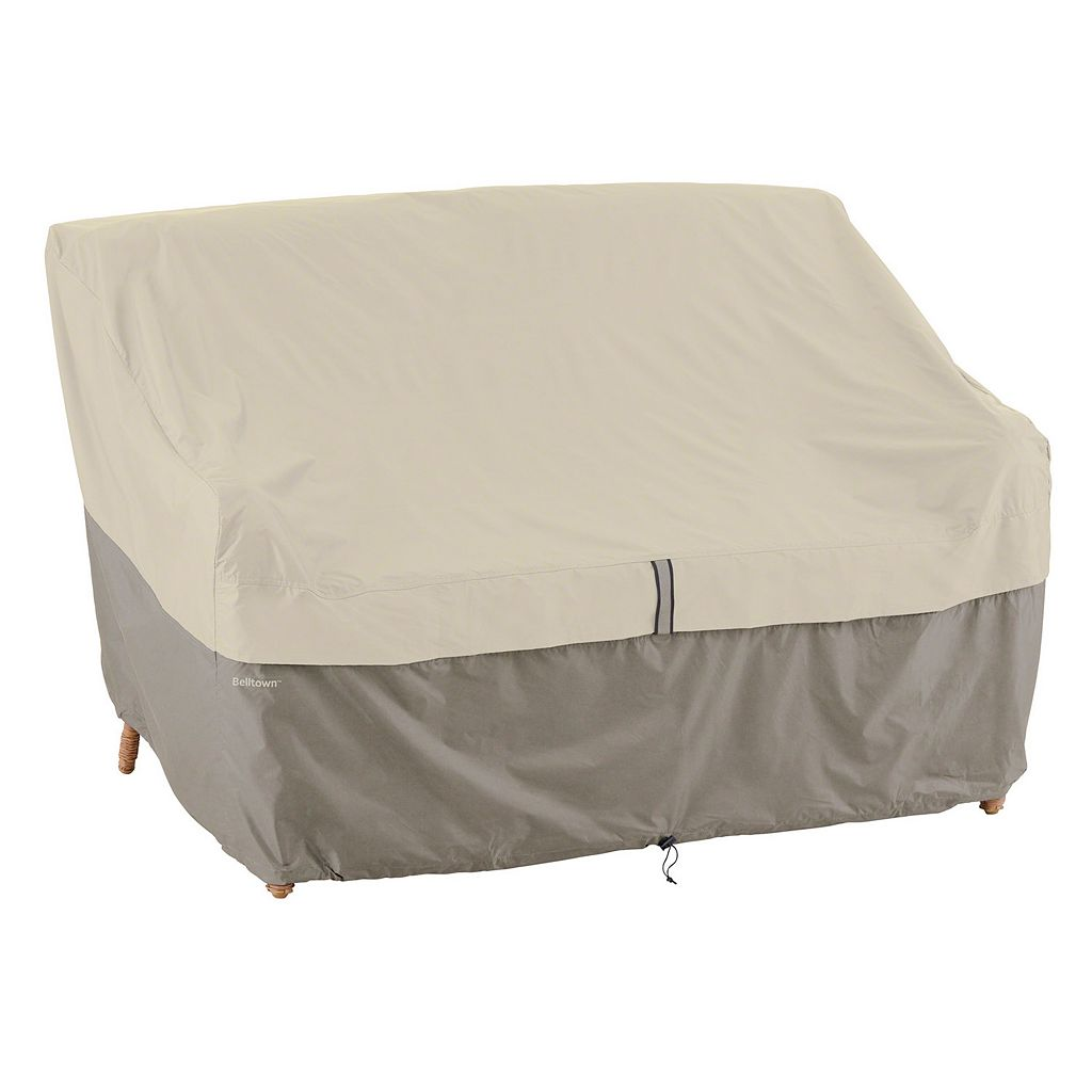 Belltown Small Patio Loveseat Cover