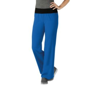 Plus Size Jockey Scrubs Modern Yoga Pants