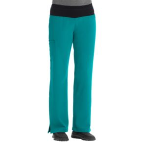 Plus Size Jockey Scrubs Modern Yoga Pants