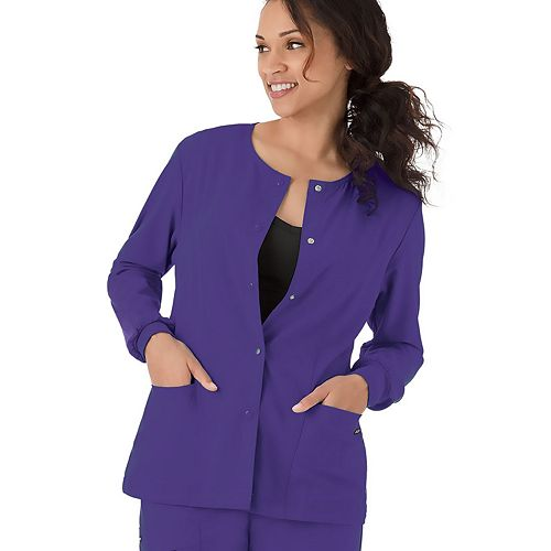 Women's Jockey® Scrubs Classic Long Sleeve Jacket 2356