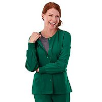 Women's Jockey Scrubs Classic Long Sleeve Jacket