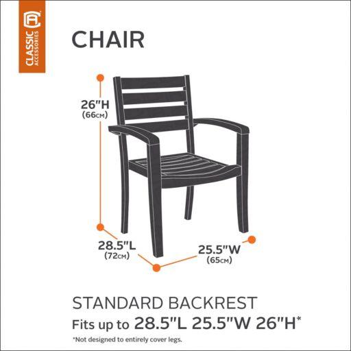 Belltown Patio Chair Cover