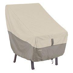 Belltown High-Back Patio Chair Cover