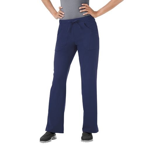 Petite Jockey Scrubs Classic Next Generation Comfy Pants 2377