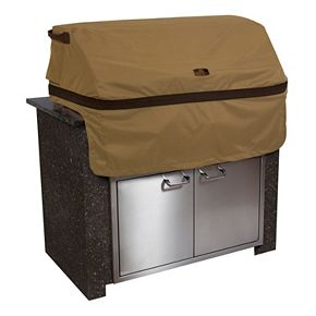 Hickory Medium Built-In Grill Top Cover
