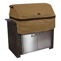 Hickory Large Built-In Grill Top Cover