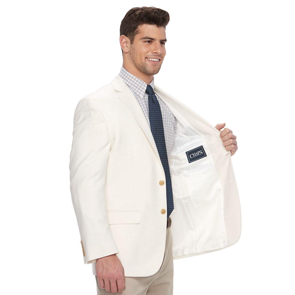 Men's Chaps Classic-Fit Stretch Sport Coat