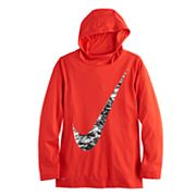 Boys 8-20 Nike Dri-FIT Hooded Tee
