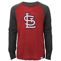 Boys 8-20 Majestic St. Louis Cardinals Grueling Ordeal Tee