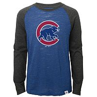 Boys 8-20 Majestic Chicago Cubs Grueling Ordeal Tee