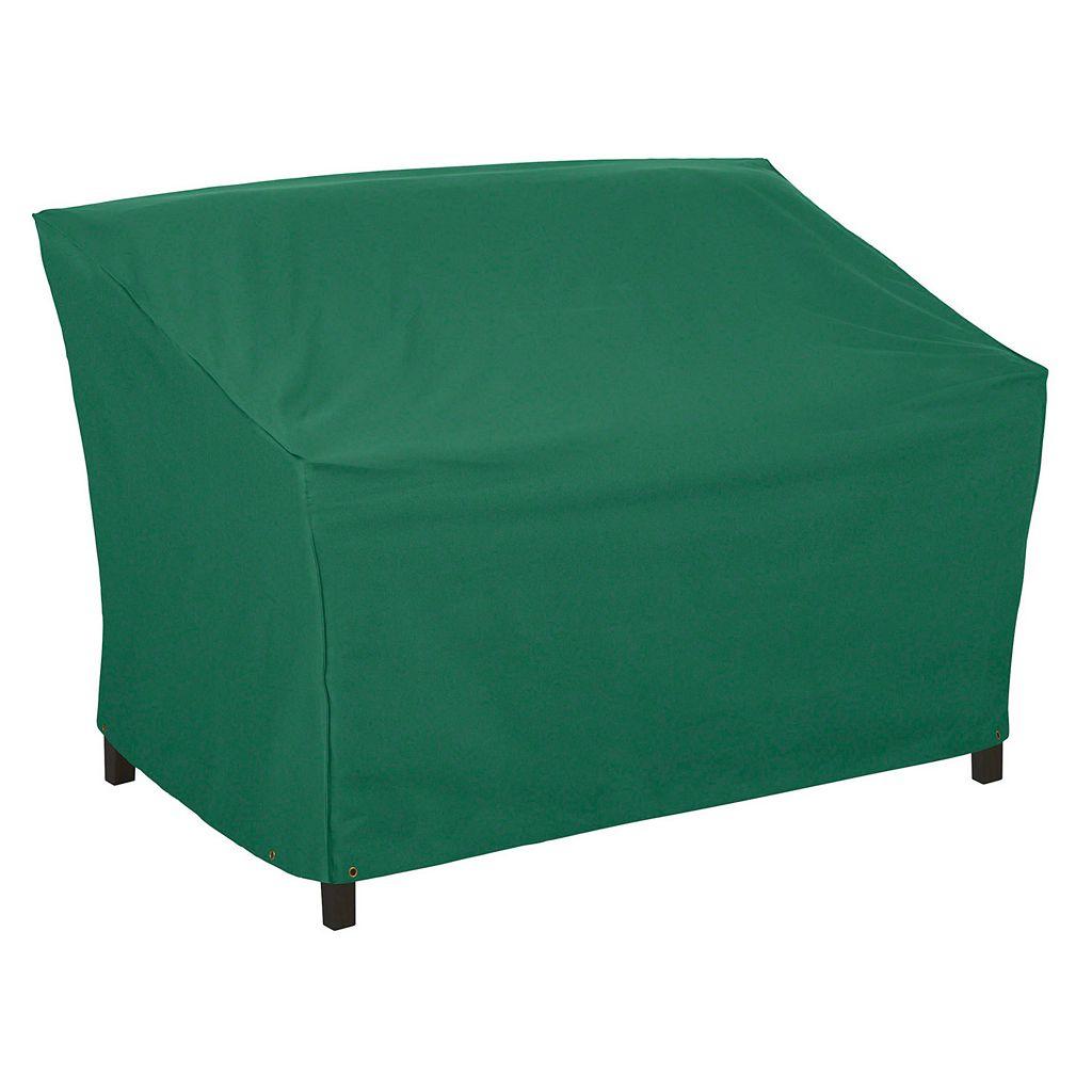 Atrium Patio Bench Cover