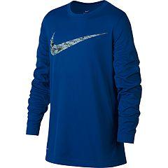 Boys 8-20 Nike Swoosh Legacy Tee